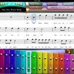 3 iPad With Sheet Music