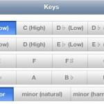 5 iPhone Key Choice